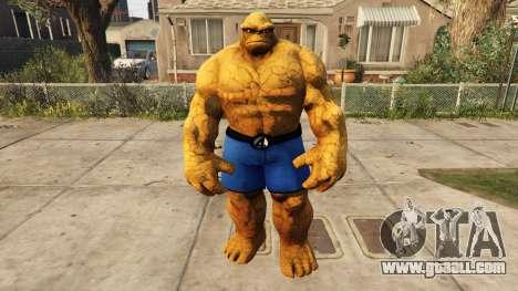 GTA 5 The Thing Pants