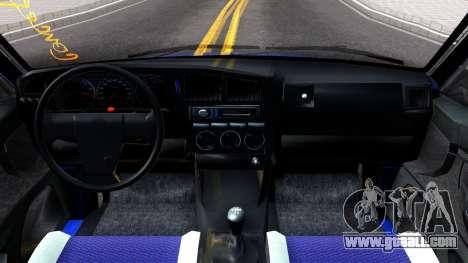 Volkswagen Passat B4 Gl 1999 for GTA San Andreas inner view