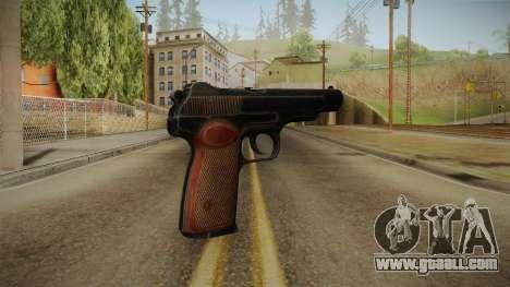 Survarium - APS for GTA San Andreas second screenshot