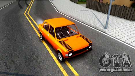 Fiat 128 v3 for GTA San Andreas right view