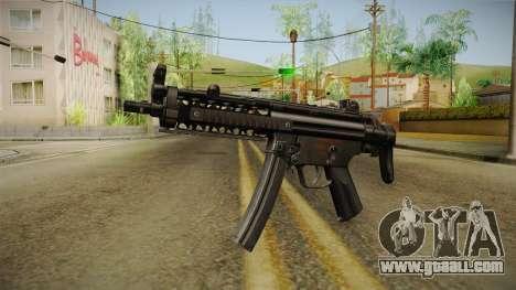 MP-5 v1 for GTA San Andreas