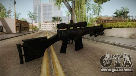 IMBEL A2 7.62mm for GTA San Andreas second screenshot