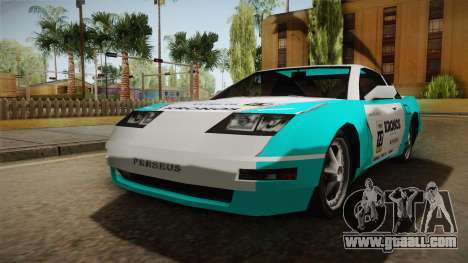 ETR1 EuR0S Blue for GTA San Andreas right view