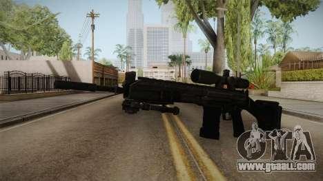 IMBEL A2 7.62mm for GTA San Andreas
