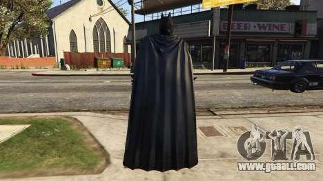 GTA 5 BAK Batman second screenshot