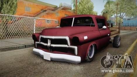 Walton Low v1 for GTA San Andreas