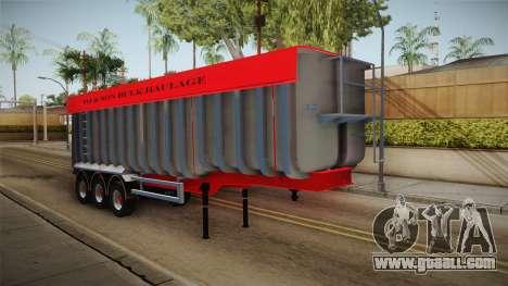 Trailer Dumper v1 for GTA San Andreas