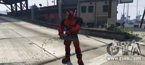 GTA 5 Venompool third screenshot