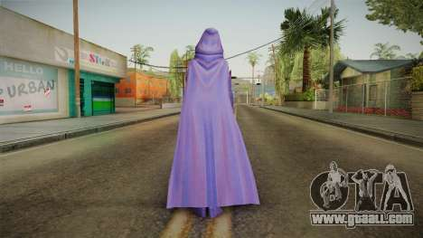 DC Legends - Raven for GTA San Andreas third screenshot