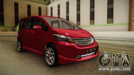 Honda Freed 2014 for GTA San Andreas