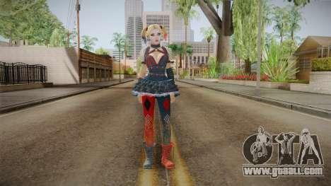 BAK - Harley Quinn for GTA San Andreas second screenshot