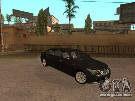 BMW M5 Limousine for GTA San Andreas