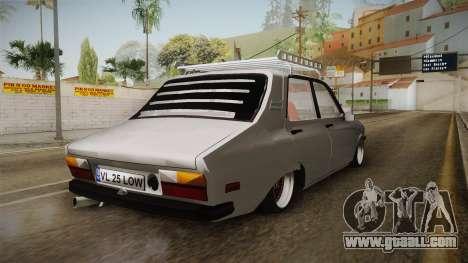 Dacia 1310 TX Low for GTA San Andreas left view