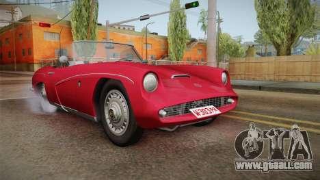 FSO Syrena Sport 2.0 1960 for GTA San Andreas
