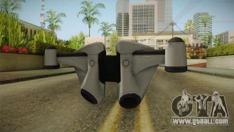 The Sims 3 DLC Into The Future - Secord X-7 for GTA San Andreas