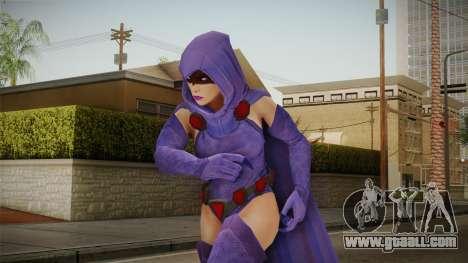 DC Legends - Raven for GTA San Andreas