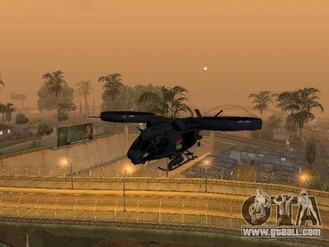 SA-2 Samson Armenian for GTA San Andreas