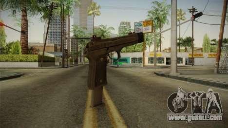 Vindi Xmas Weapon 3 for GTA San Andreas second screenshot