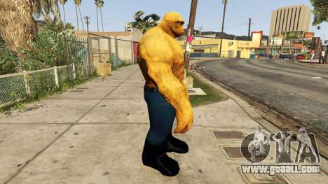 GTA 5 The Thing Classic second screenshot
