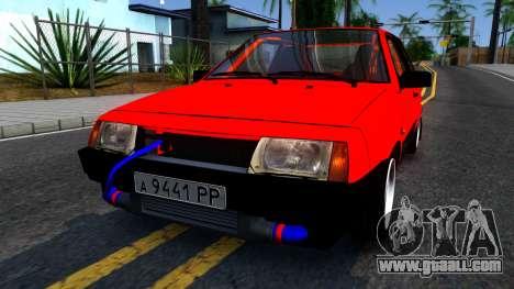 VAZ 2108 Drag for GTA San Andreas
