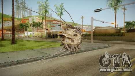 Fallout New Vegas - ED-E v2 for GTA San Andreas second screenshot