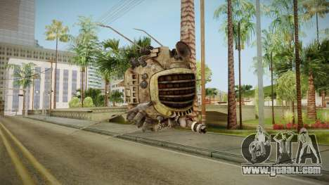 Fallout New Vegas - ED-E v2 for GTA San Andreas