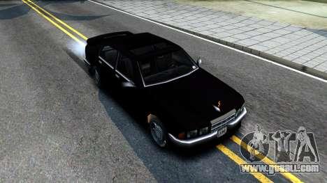Sentinel Mafia From GTA 3 for GTA San Andreas right view
