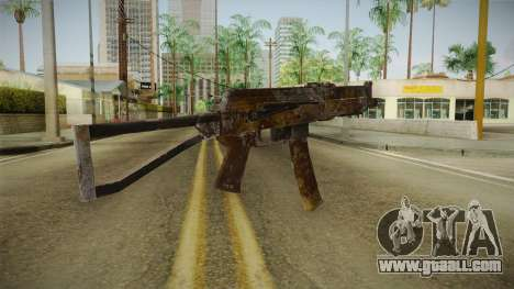 Survarium - Vityaz Camo for GTA San Andreas second screenshot