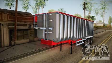 Trailer Dumper v1 for GTA San Andreas right view