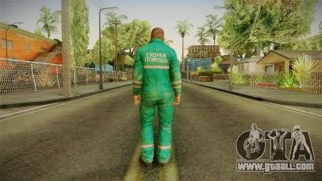 Medic DayZ v2 for GTA San Andreas third screenshot