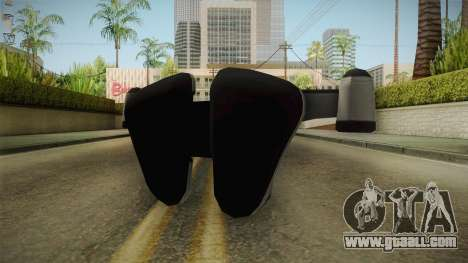 The Sims 3 DLC Into The Future - Secord X-7 for GTA San Andreas second screenshot