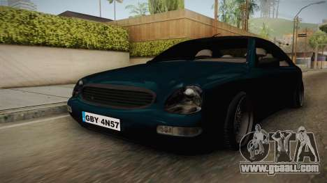 Ford Scorpio Mk2 V8 for GTA San Andreas right view