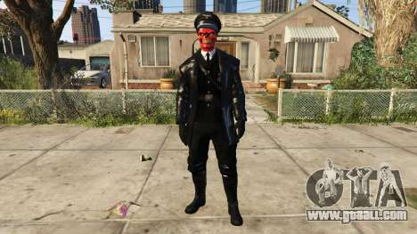 GTA 5 The Red Skull second screenshot