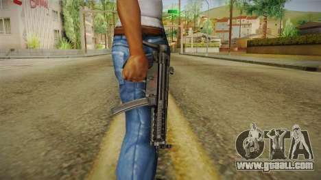 MP-5 v1 for GTA San Andreas third screenshot