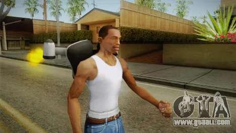 The Sims 3 DLC Into The Future - Secord X-7 for GTA San Andreas third screenshot