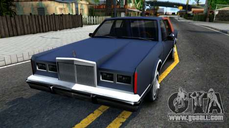 Lincoln Town Car 1981 for GTA San Andreas
