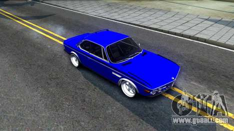 BMW 3.0 CSL for GTA San Andreas right view