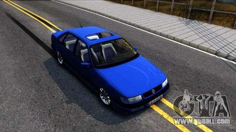 Volkswagen Passat B4 Gl 1999 for GTA San Andreas right view