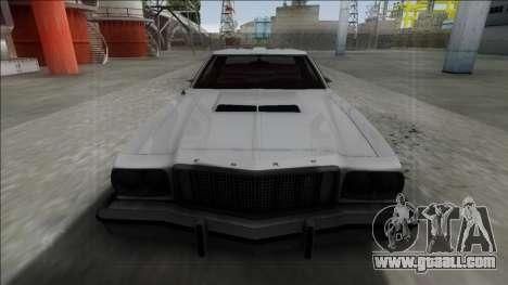 1975 Ford Gran Torino for GTA San Andreas right view
