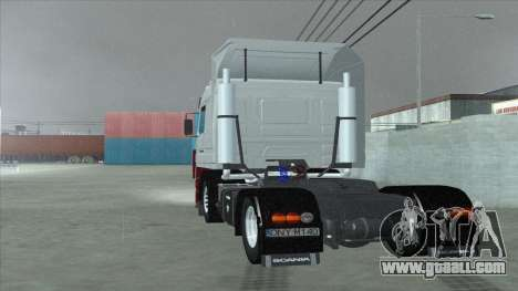 Scania 143M for GTA San Andreas engine