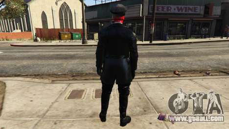 GTA 5 The Red Skull third screenshot