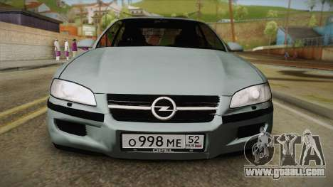 Opel Omega B for GTA San Andreas right view