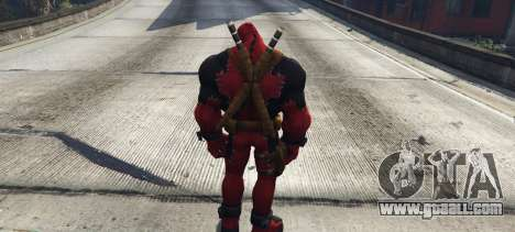 GTA 5 Venompool second screenshot