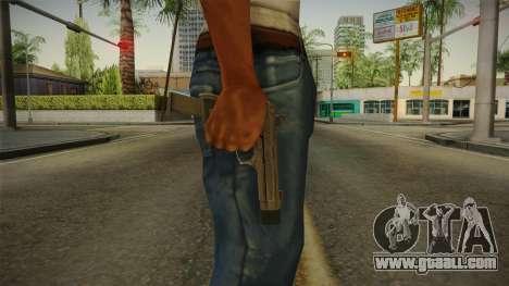 Vindi Xmas Weapon 3 for GTA San Andreas third screenshot