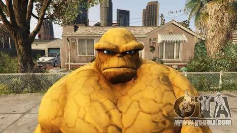 GTA 5 The Thing Pants third screenshot