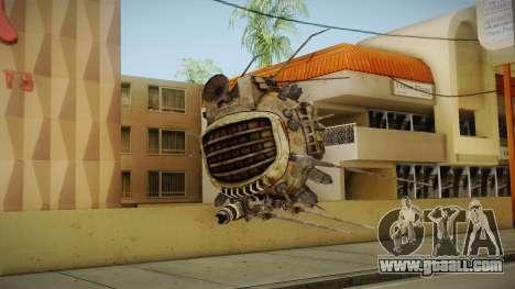 Fallout New Vegas - ED-E v2 for GTA San Andreas third screenshot