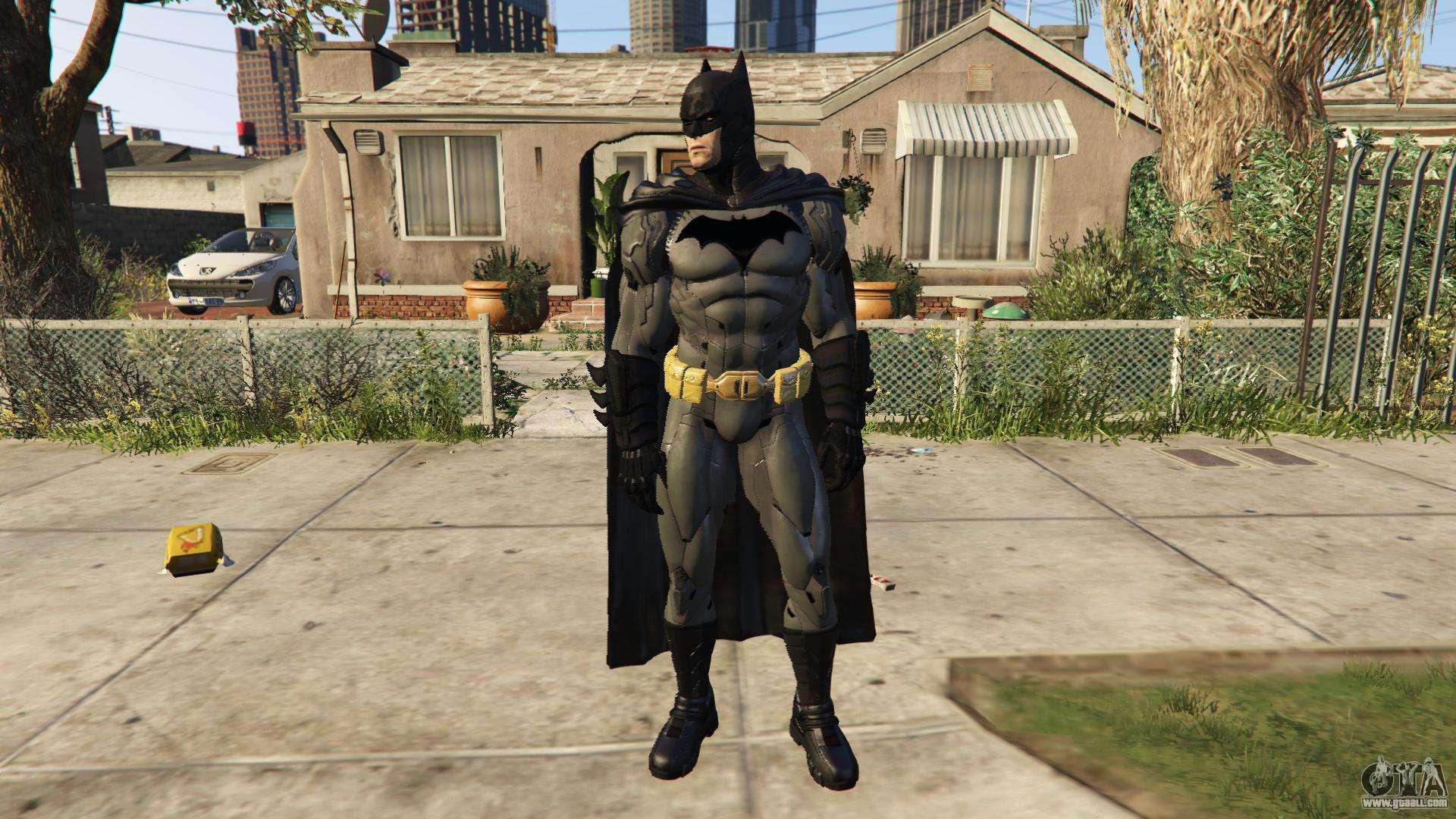 gta vice city batman mobile download