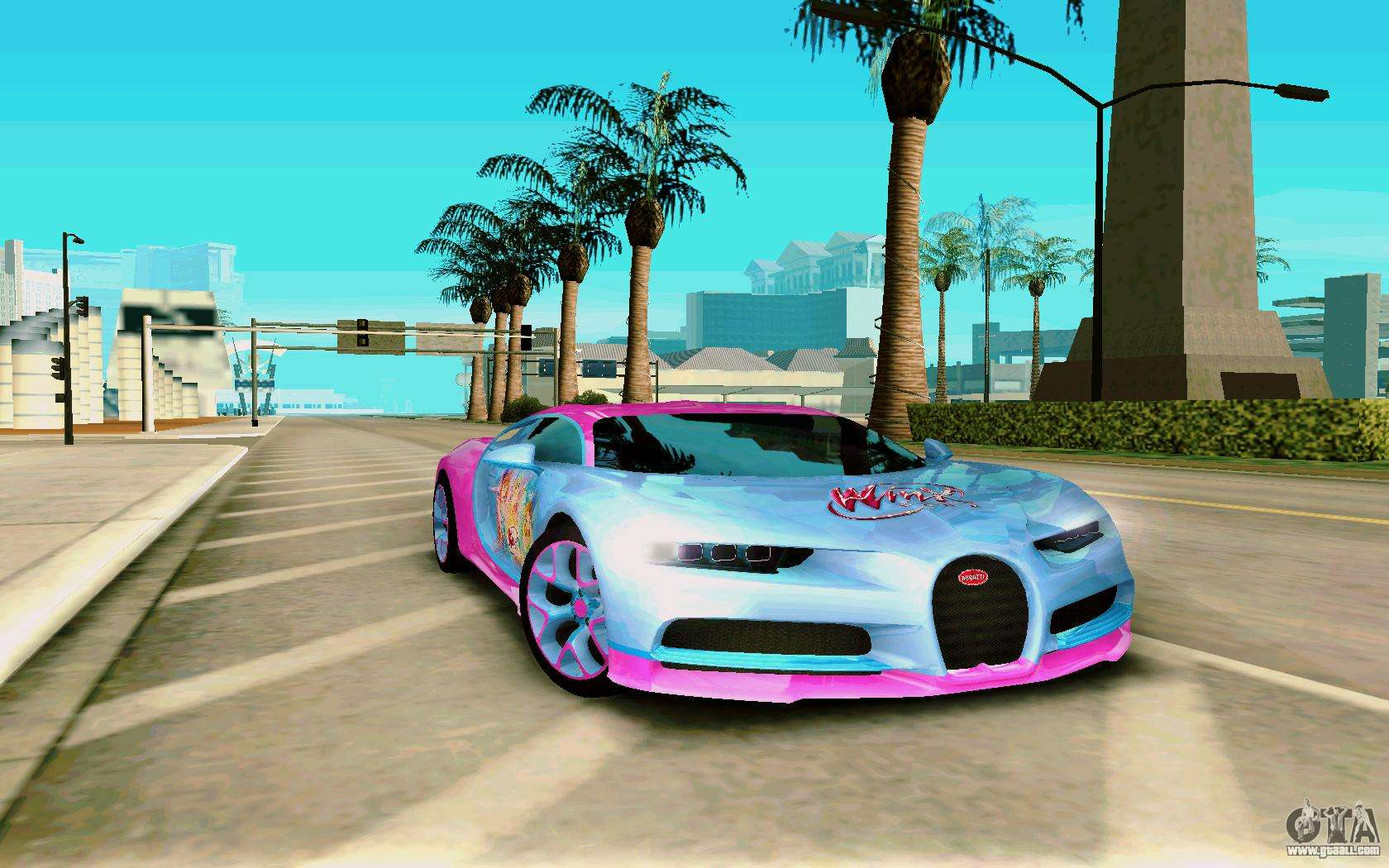 Bugatti Car Mod Autos Post