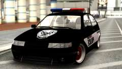 VAZ 2112 POLICE for GTA San Andreas