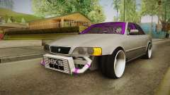 Toyota Chaser Tourer V Drift for GTA San Andreas